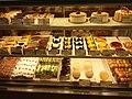 HK 堅尼地城站 MTR Kennedy Town Station shop La Boheme Bakery by Aeon food counter August 2018 SSG.jpg