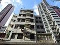 HK 西營盤 Sai Ying Pun 第三街 Third Street San Hey Lau facade Aug 2016 DSC.jpg