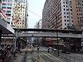 HK SW 上環 Sheung Wan 巴士 619 Bus tour view January 2020 SSG 03 香港島.jpg