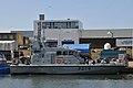 HMS Blazer (P279) in Scheveningen.jpg
