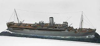 HMS <i>Rawalpindi</i> 1925 armed merchant cruiser of the Royal Navy