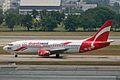 HS-AAQ B737-3T0 Thai Air Asia (spl c-s) BKK 31MAR06 (6251205629).jpg