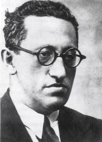 1933 in Mandatory Palestine - Haim Arlosoroff