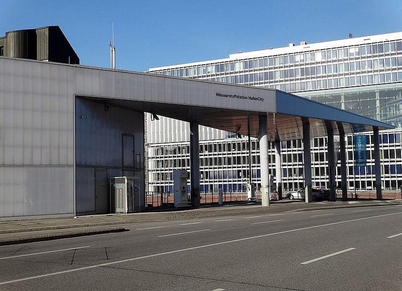 File:Hamburg Wasserstoff-Tankstelle 2014.jpg