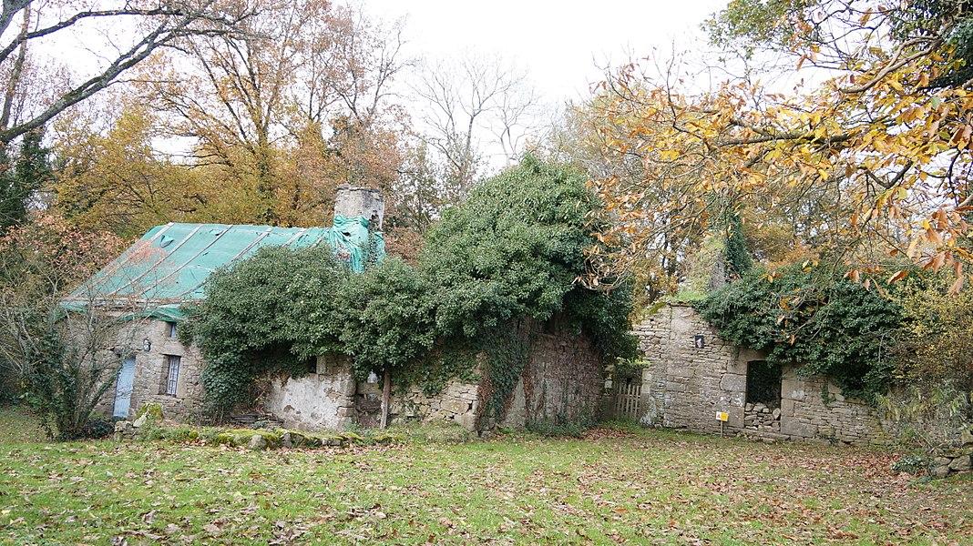 """Hameau """"Le Vaubily"""" située à Allaire dans le Morbihan."""