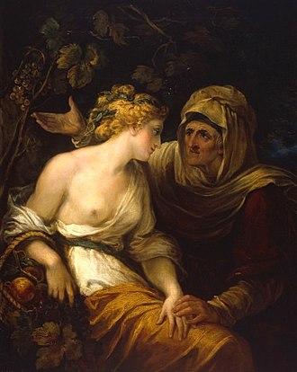 William Hamilton (painter) - Image: Hamilton Vertumnus and Pomona