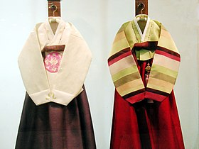 Image illustrative de l'article Hanbok
