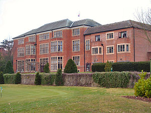 Hanbury Manor Wikipedia