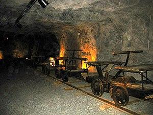 a bányászok látási normái