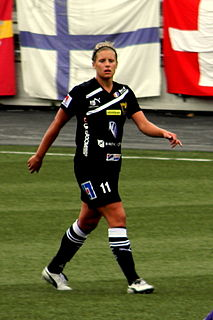 Hanna Pettersson Swedish footballer