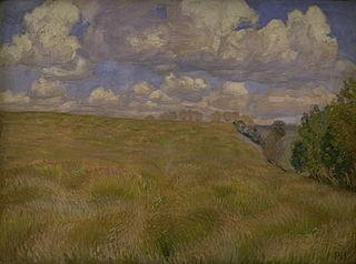 A Field of Waving Rye