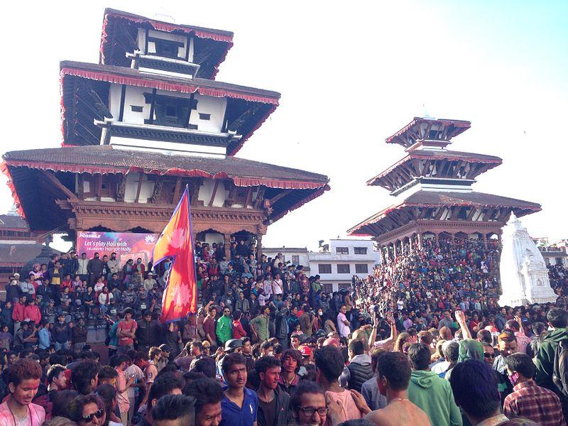 Hanuman Dhoka Durbar Square..jpg