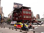 Hanzhong Street Police Station, Taipei City Police Department 20110328.jpg