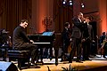 Harry Connick Jr. and his Big Band perform during the Governors Ball, Feb. 21, 2010.jpg