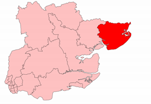 Harwich (UK Parliament constituency) - Harwich in Essex, 1918-45