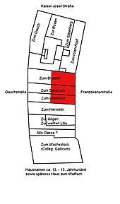 Haus Zum Walfisch Wikipedia