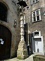 Haute-Vienne Limoges Rue De La Boucherie Chapelle Saint-Aurelien Croix Monolithe 28052012 - panoramio.jpg