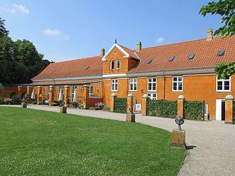 Royal Danish Horticultural Society's Garden - Image: Haveselskabets Have restaurant
