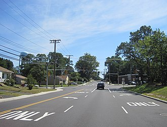 Hazlet, New Jersey - North Centerville section of the township