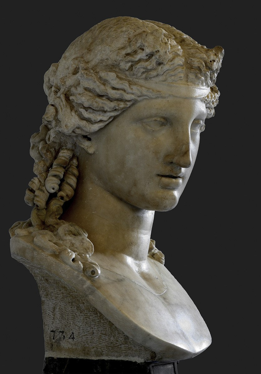 Head of Dionysus 2nd