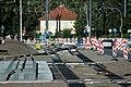 Heidelberg - Eppelheimer Strasse - Umbau der Gleistrasse - 2017-08-06 18-34-04.jpg