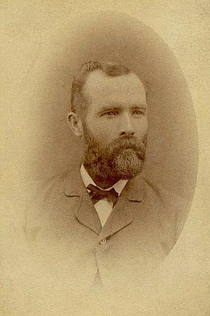 Helaman Pratt - c. 1898