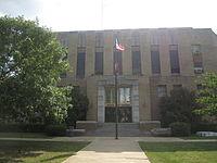 Hempstead County, AR, Courthouse IMG 6467