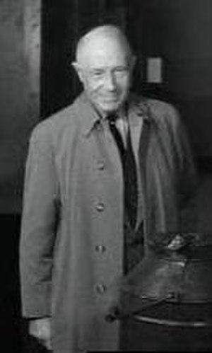 Hendrik Tilanus - Tilanus in 1956