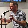 Henrik Arnstad at Göteborg Book Fair 2013 3202.jpg