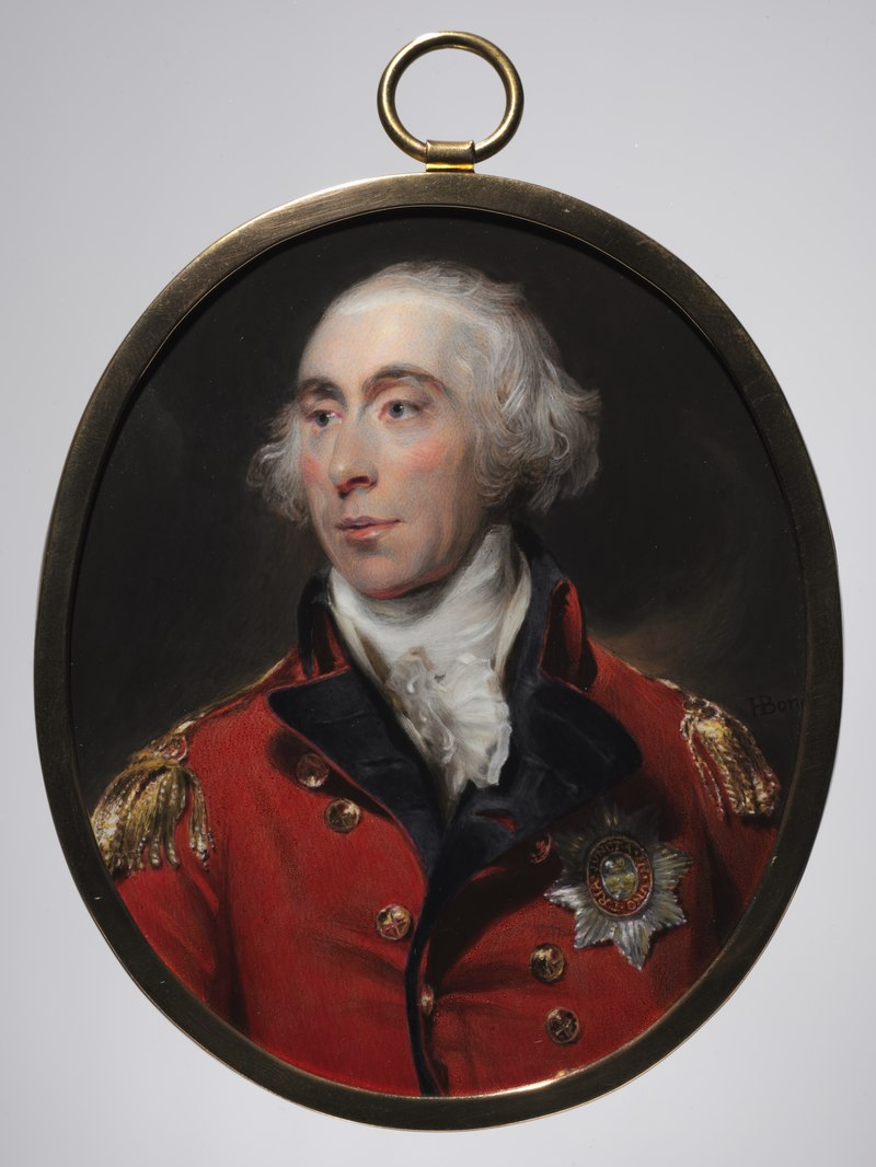 Henry Bone - Portrait of General Sir Charles Grey, later 1st Earl Grey - 1949.550 - Cleveland Museum of Art.tif