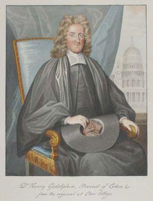 Henry Godolphin - Henry Godolphin. Artist: George Perfect Harding