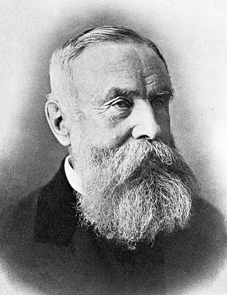 Henry Jacob Bigelow - Bigelow in 1888