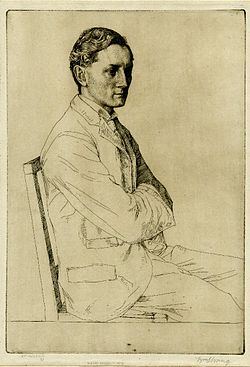Henry newbolt no. 2 by william strang 1898