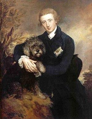 Henry Scott, 3rd Duke of Buccleuch - The Duke of Buccleuch