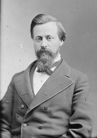 Henry W. Blair - Image: Henry W. Blair Brady Handy