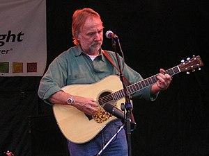 Herb Pedersen - Herb Pedersen performing in 2004.