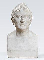 Bust of Adam Oehlenschlager (1779-1850)