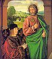 Hey Pierre II Duke of Bourbon Presented by St. Peter.jpg