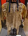 Hide shirt, Oglala Lakota - Native American collection - Peabody Museum, Harvard University - DSC06020.jpg