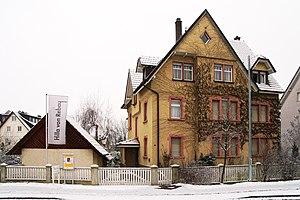 Hilla von Rebay - Hilla von Rebay House in Teningen