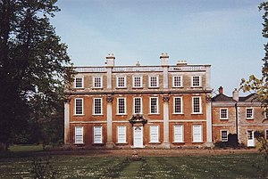 Hinwick House - Image: Hinwickhouse