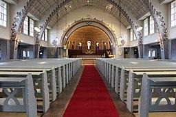 Hjorthagens kyrka – Wikipedia
