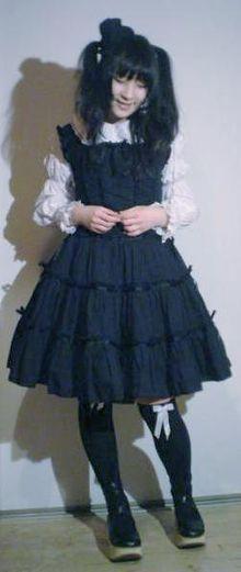 gothic lolita � wikipedia wolna encyklopedia