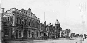 Holden - Holden and Frost premises, Grenfell Street, Adelaide