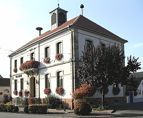 Holtzwihr, Mairie.jpg