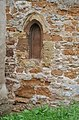 Holy Cross, Pattishall, Northants - Blocked window - geograph.org.uk - 395853.jpg