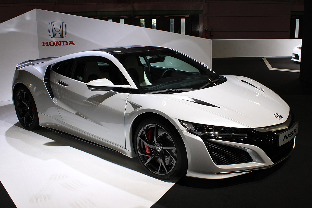 honda nsx 2016 wikipedia. Black Bedroom Furniture Sets. Home Design Ideas