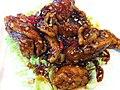Honey Garclic Glazed Oysters @ Tanchikee Restaurant (5766603880).jpg