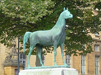 Christopher Fratin - Image: Horse Fratin