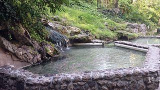 Hot Springs National Park United States National Park in central Arkansas